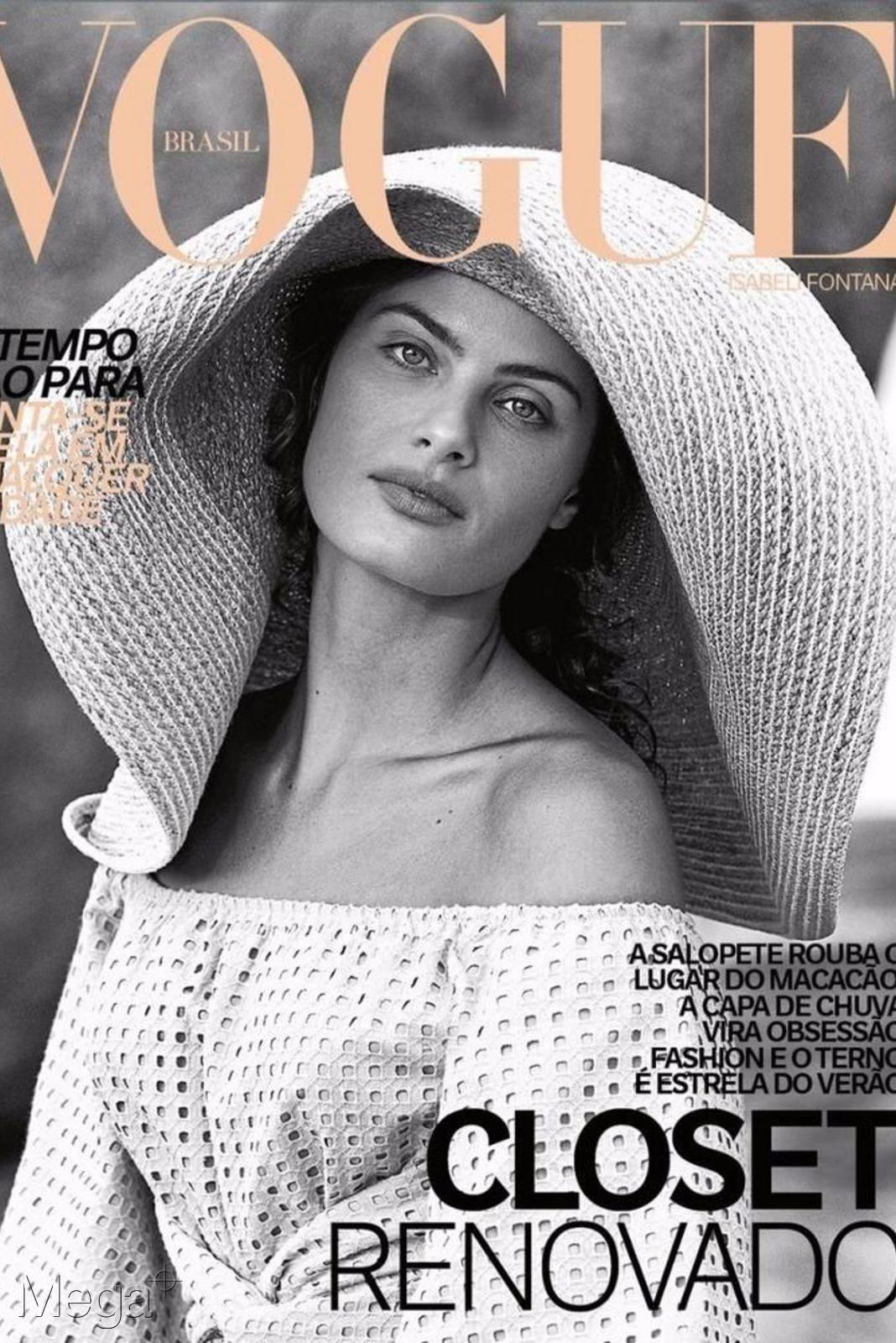 Isabeli Fontana - Mega Model Agency