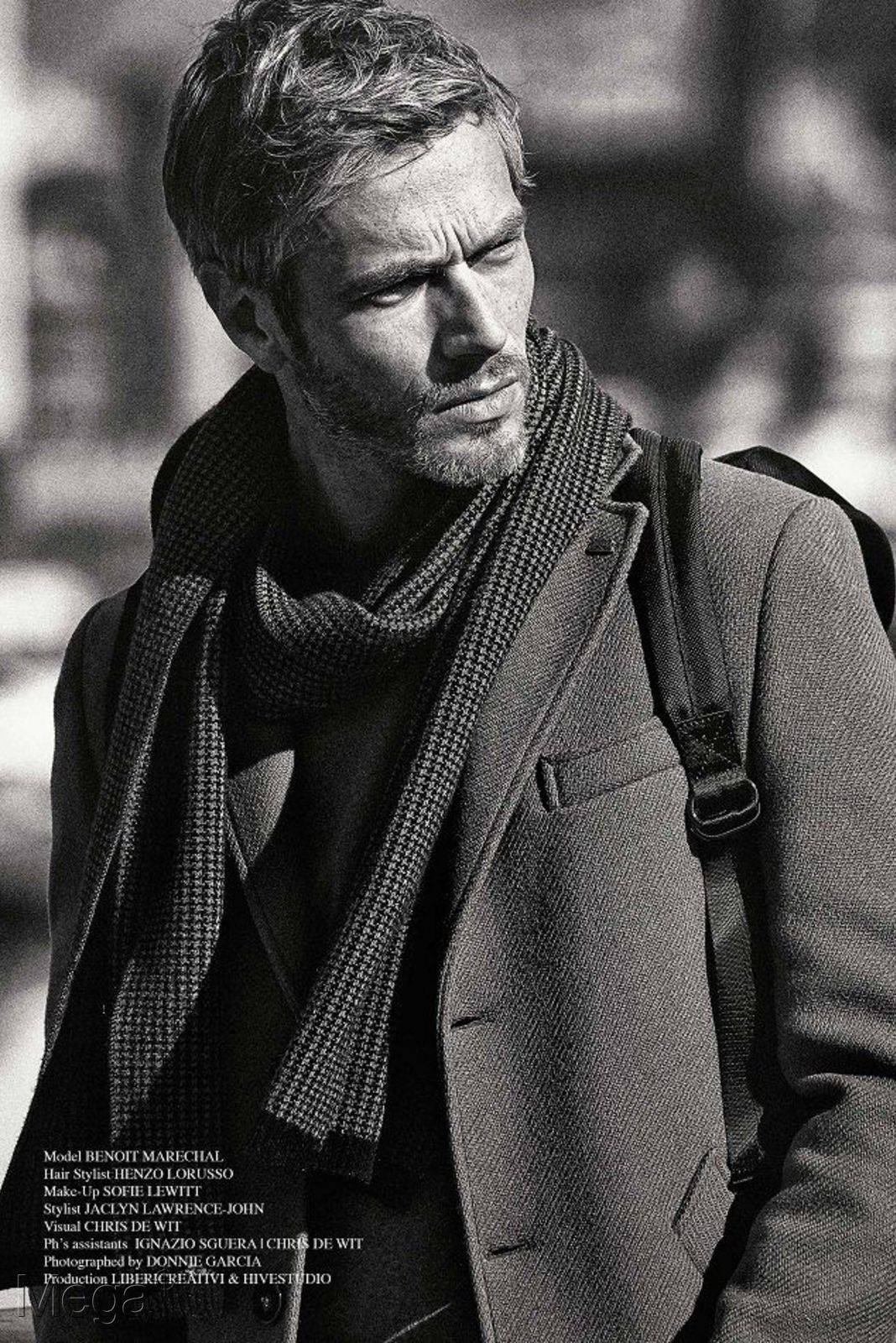 Benoit Marechal Mega Model Agency