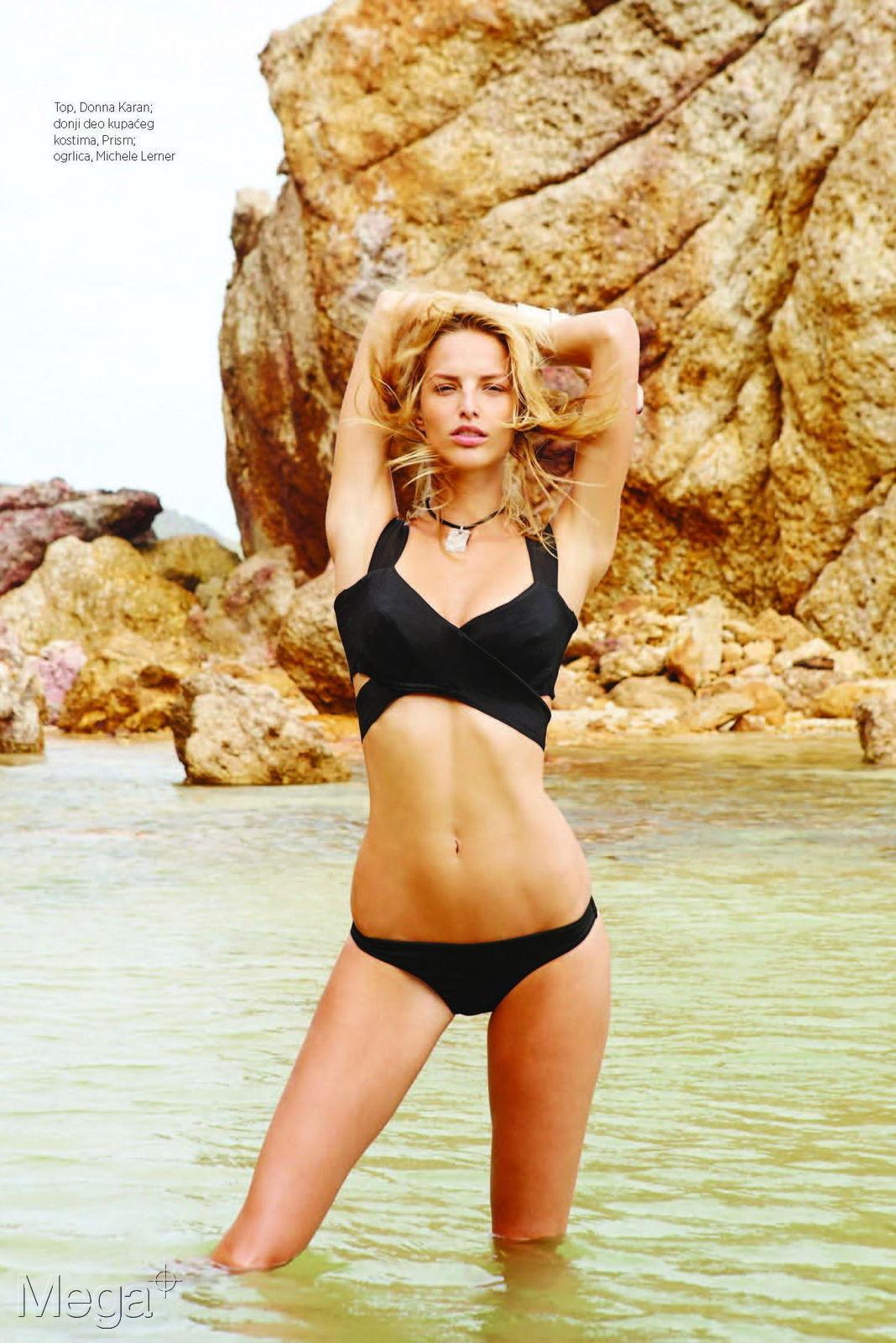 Michaela Kocianova Mega Model Agency