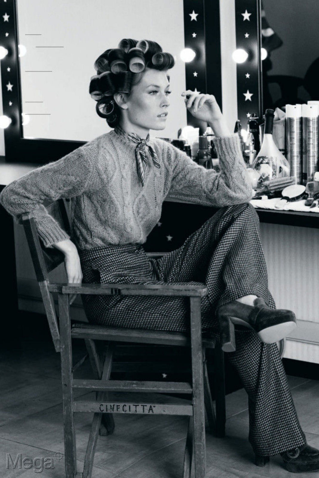 Caroline Lossberg Mega Model Agency