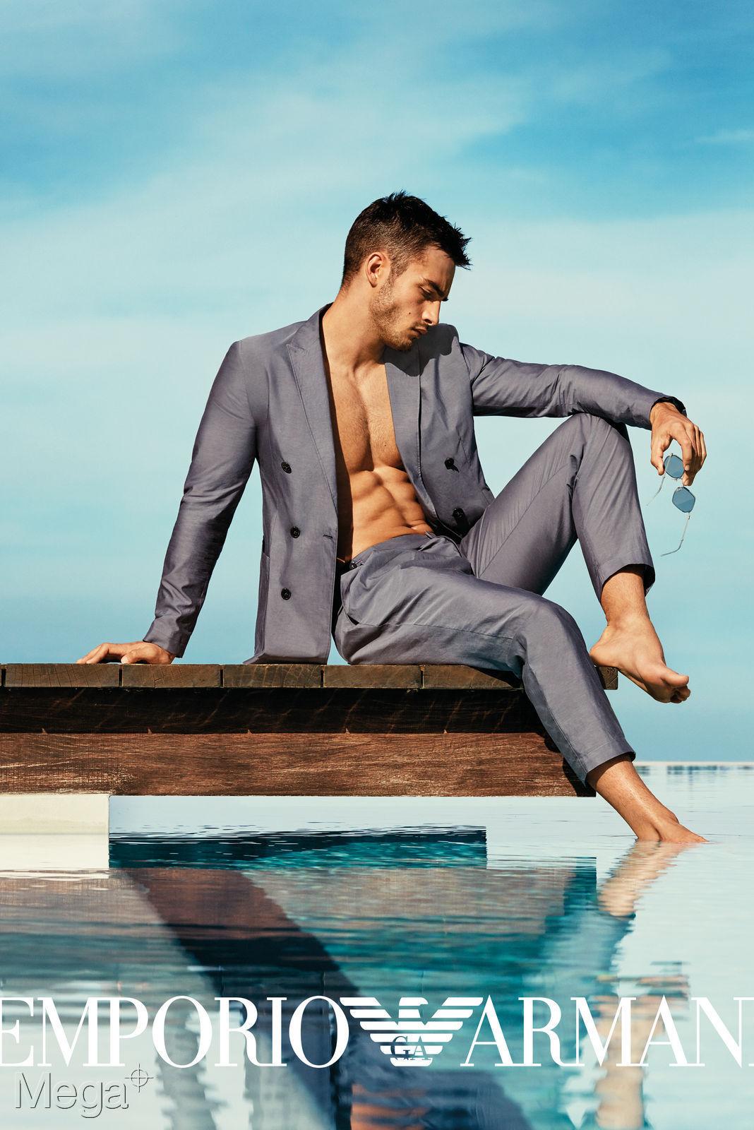 Aleksandar Rusic Mega Model Agency