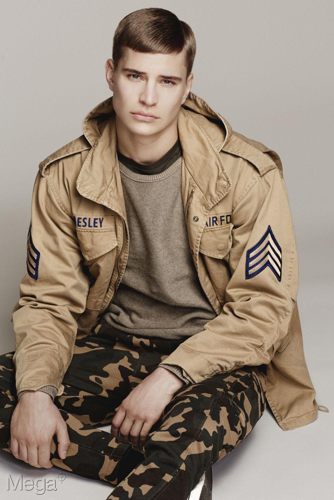 Christian K Mega Model Agency