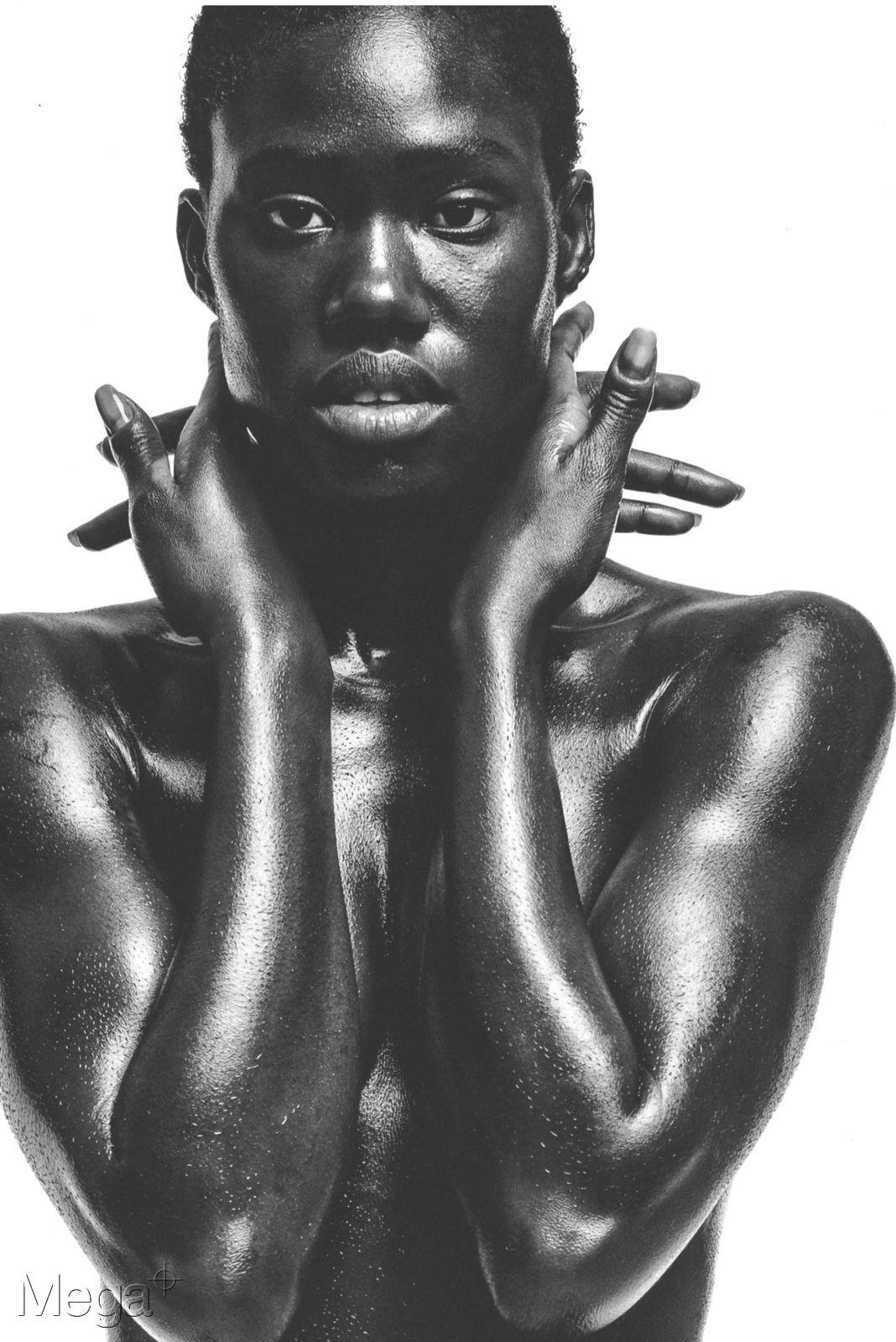 Aminata Sanogo Mega Model Agency