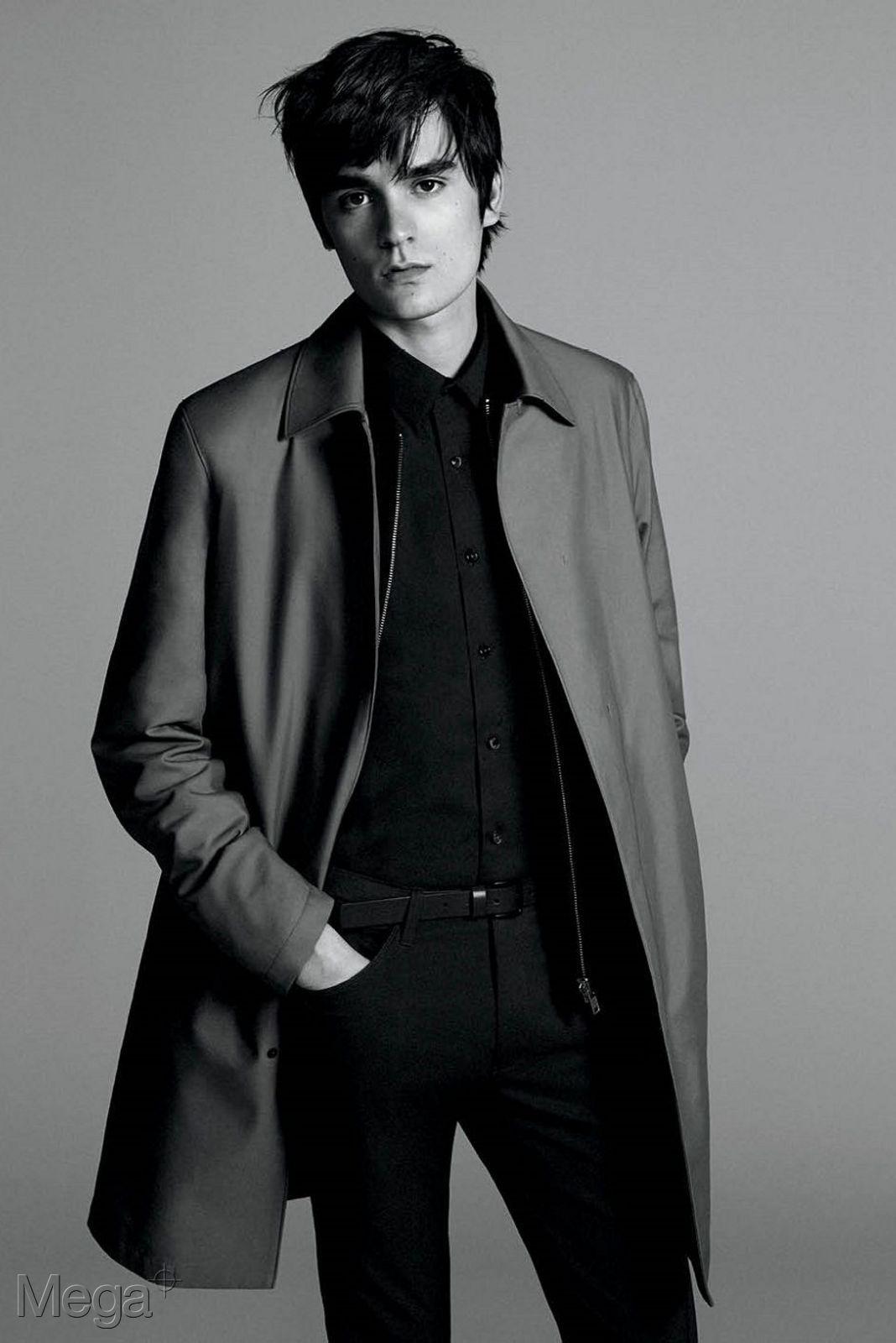 Alain Fabien Delon Mega Model Agency