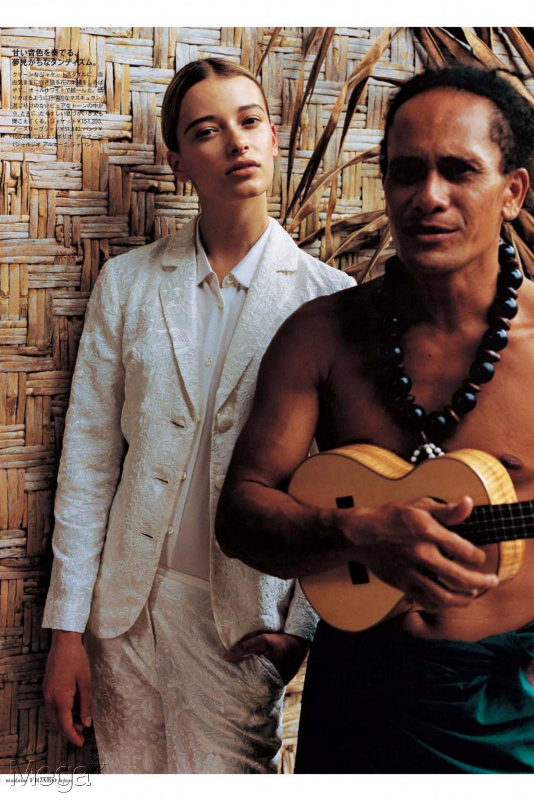 Jade de Lavareille - Mega Model Agency