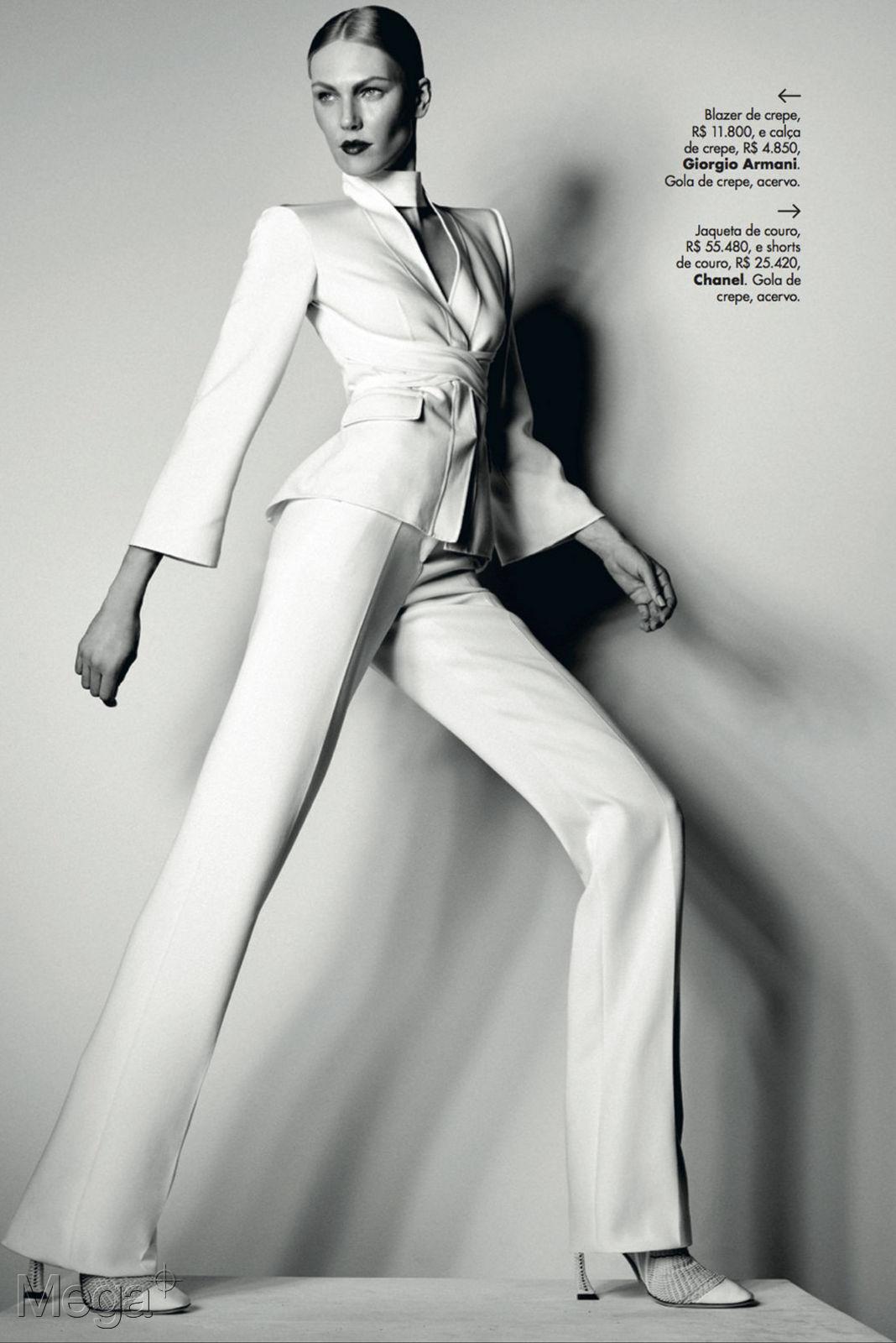 Shirley Mallmann Mega Model Agency