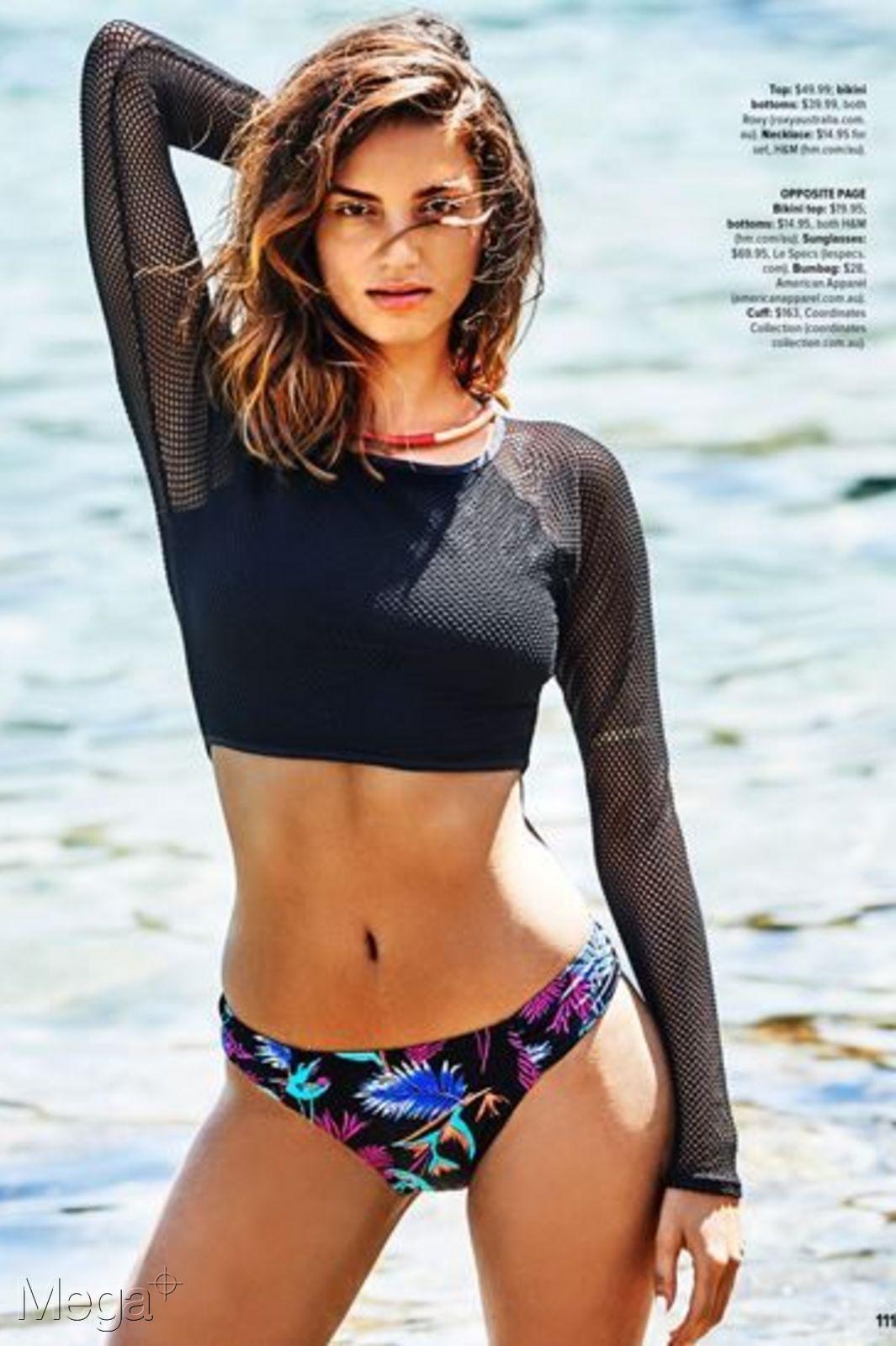 Gabrielle Caunesil Mega Model Agency