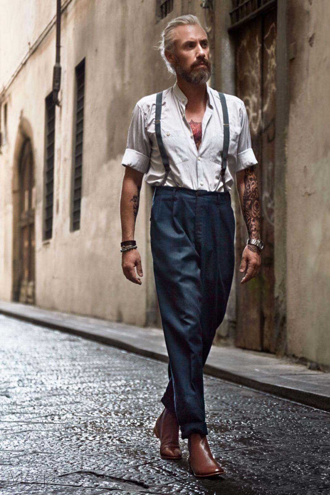 Alexandre Schuster Mega Model Agency