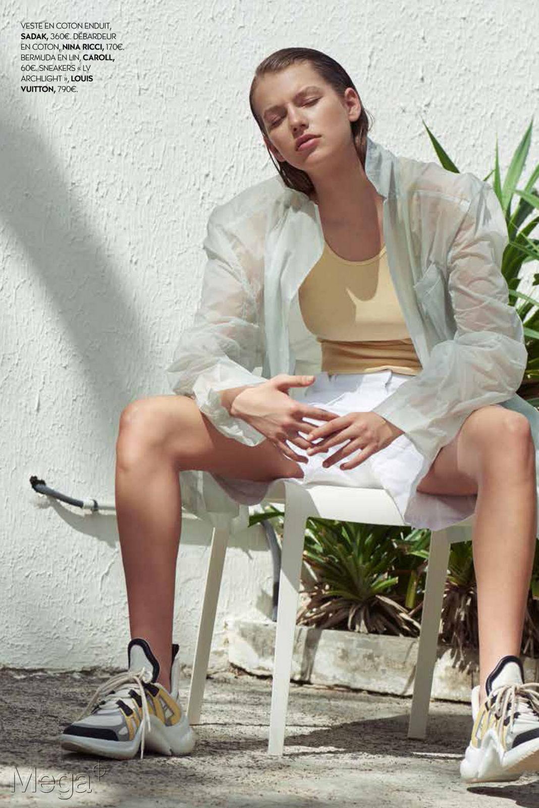 Charlotte Touya - Mega Model Agency
