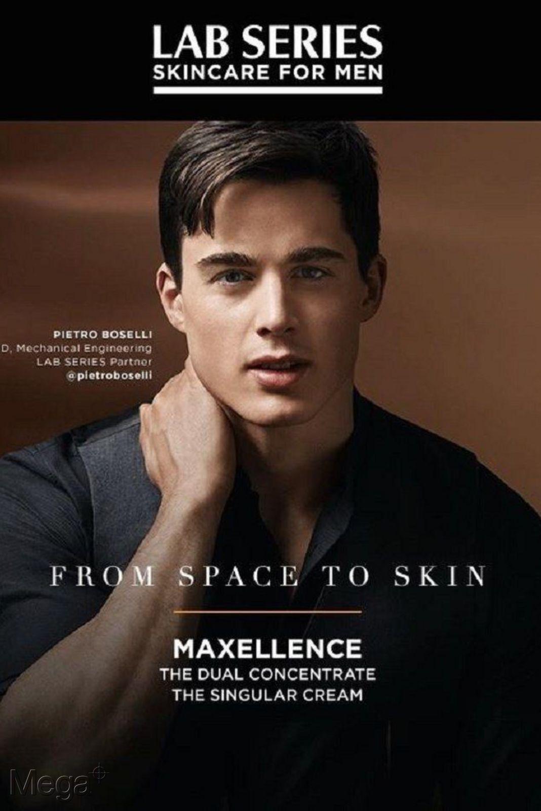 Pietro Boselli Mega Model Agency